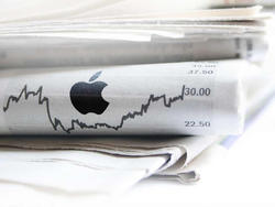 Apple's Stock Up On iPhone 5 and iPod Announcement