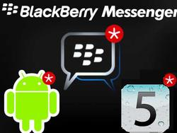 Will BBM for Android and iOS Signal a Massive Pivot for RIM?