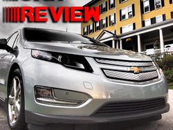 2012 Chevy Volt review: Is This the Future?