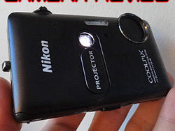 Nikon Coolpix S1200pj review: The Ultimate Projector Cam