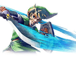 I'm giving Zelda: Skyward Sword another chance