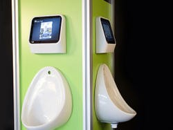 These Urinals Give Gamers Something to Aim For While They Spend a Penny