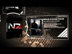 Mass Effect 3 Collector's Edition gets Video Treatment