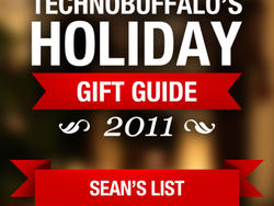 TechnoBuffalo Gift Guide - Sean's List