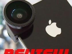 OlloClip iPhone 4/4S Lens review