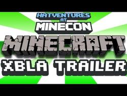 Minecraft for Xbox 360 Trailer'd, Teased and Joked (Video)