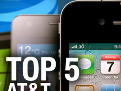 Top 5 AT&T Smartphones - Fall 2011 Edition