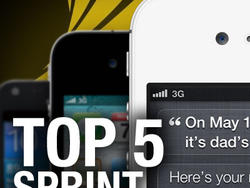 Top 5 Phones on Sprint (Fall 2011 Edition)