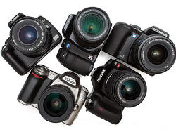 Mike's Top 5 DSLR Cameras