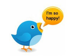 Study Gauges Mankind's Happiness Using Twitter