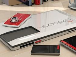 Fujitsu Concept Clicks All Your Mobiles Into A Single Lifebook