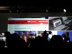 Intel Talks Up Ultrabooks at CES Press Conference