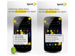 Galaxy Nexus Coming to Sprint with LTE?  It Sure Looks Like It!