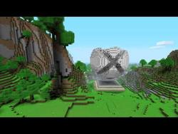 Minecraft on 360 May be First Game to do Constant Updates