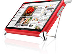 Love to Cook? Say Oui! With France's QOOQ Kitchen Tablet