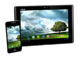 The Asus PadFone is a Smartphone, Tablet and Notebook All-In-One