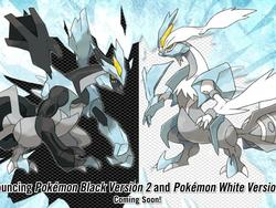 Nintendo Reveals Pokémon Black and White Version 2 for...DS?