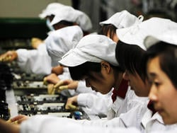 Nintendo Marks Foxconn's Underage Workers a Violation of CSR