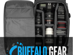 Buffalo Gear: Incase DSLR Pro Pack, Olympus OM-D and NERF Lazer Tag