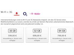 Apple Pulls iPhones and iPads from German Online Store Over Patent Dispute [UPDATED]