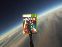 Mass Effect 3's Ad Campaign Involves Weather Balloons