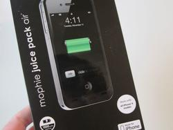 Calling For Backup: Mophie Juice Pack Air review