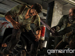 Three In-Game Screenshots for The Last of Us