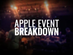 Apple iPad, TV Event Breakdown: Fast Summary for The Impatient