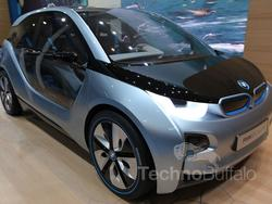 """BMW's first self-driving car, """"i NEXT,"""" coming in 2021"""