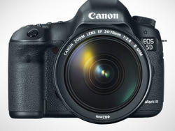 The Canon EOS 5D Mark III is Alive