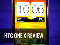 HTC One X review: Four Cores of Awesome