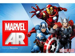 Marvel Gets Deeper into Apps with Marvel AR