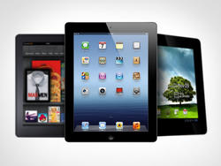 Apple Still Crushing Competitors with 69.6% Share of Tablet Market in Q2