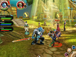 Gameloft: Order & Chaos, Modern Combat 3: Fallen Nation, More Now Optimized for New iPad