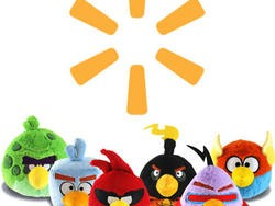 Rovio Teams Up with Walmart for Angry Birds Space Promotions
