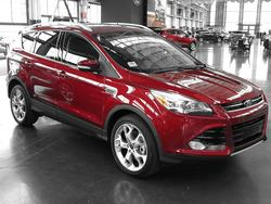 2013 Ford Escape First Drive: Tech and Cargo Space Galore