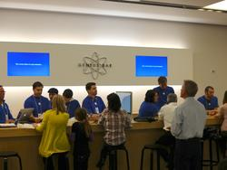 Apple to bring Genius Bar and Workshop scheduling to main website