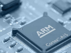 ARM Announces Quad-Core Cortex-A15 Hard Macro Processor
