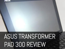 Asus Transformer Pad 300 review: Quad-Core Tablet at an Affordable Price