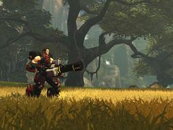 Firefall's Free-to-Play World is Enormous, Community Driven