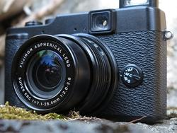Fujifilm X10 review: Top of the Point-and-Shoot Heap
