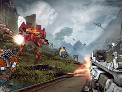 Going Hands-On with Borderlands 2