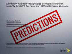 What We Expect to See at Sprint and HTC's EVO Press Conference