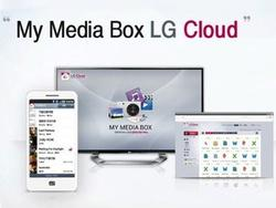 LG Throws its Hat in the Cloud Storage Game and Announces LG Cloud