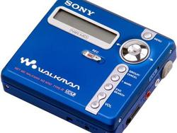 Flashback Friday: The Sony MiniDisc