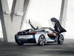 The New BMW i8 Spyder: The Best BMW Convertible Yet?