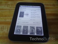 Barnes & Noble Announces First U.K. Retail Partner for the Nook