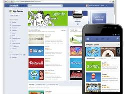 Facebook's New App Center Now Available on Android, iOS & in Your Web Browser