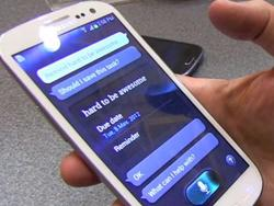 Galaxy S III S Voice App Now Available for All to Try