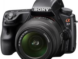 Sony a37 DSLR Brings Continuous AF to Beginners